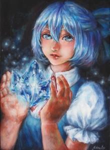 氷の妖精web